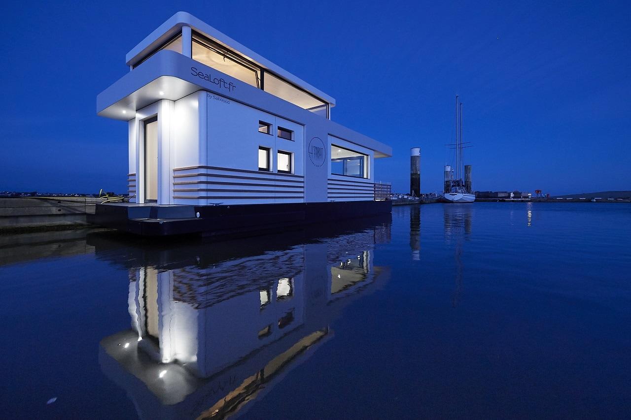 Maisons flottantes SeaLoft