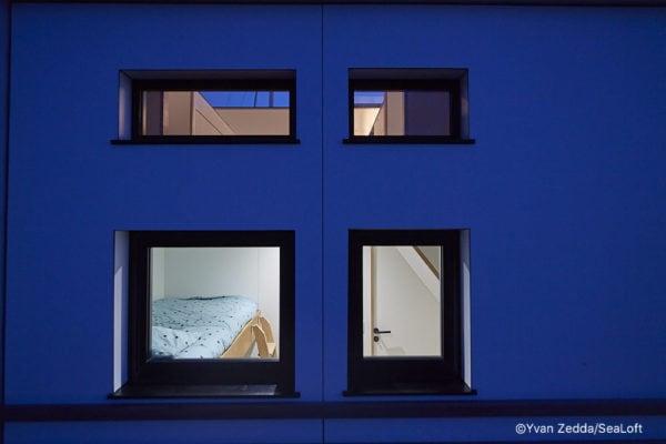 Domotique : SeaLoft, bateau habitation Eco-conçu.