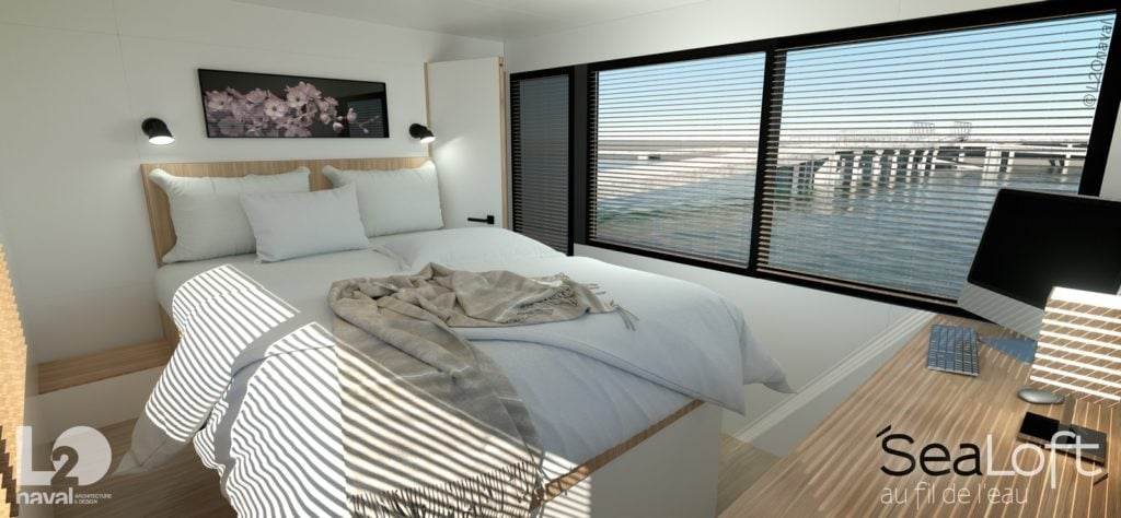 Cabine RiverLoft