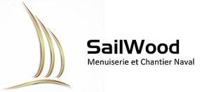 SailWood Logo